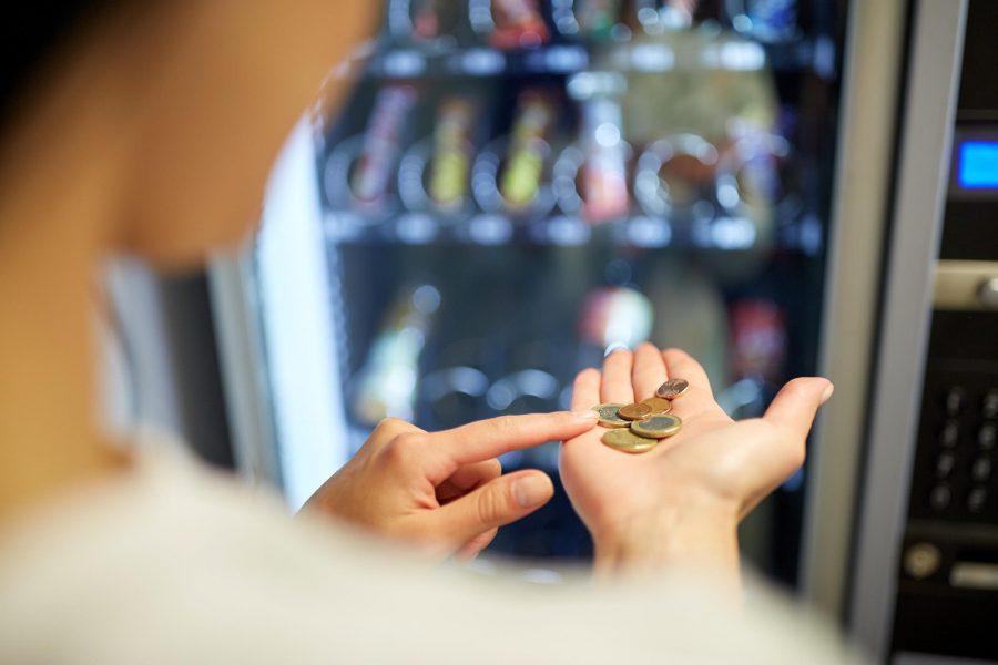 Maszyny vendingowe – by kupowanie było prostsze
